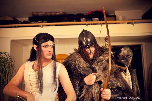 Parwen og Vikingen