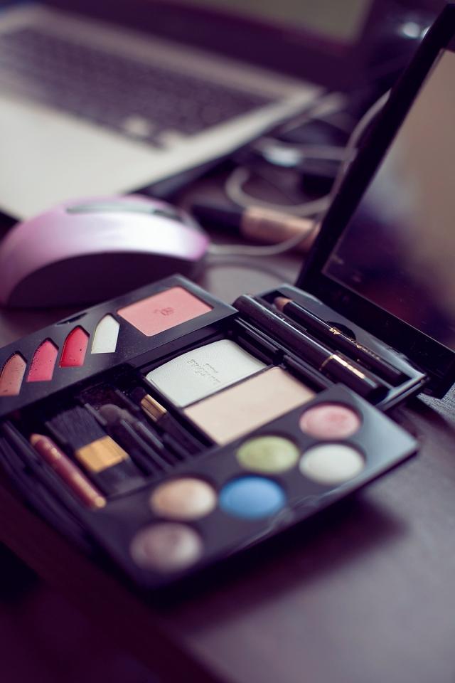 Kanae's color palette