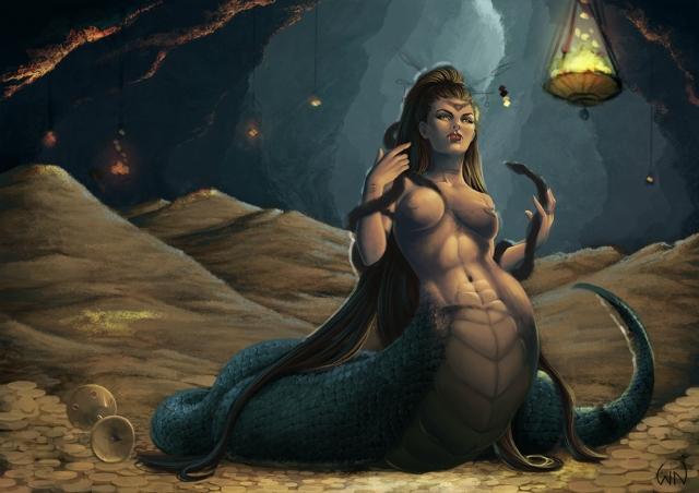 Snakewoman11