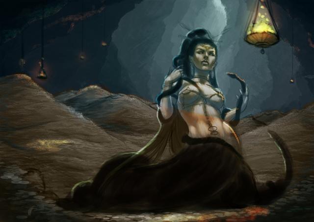 Snakewomancolors